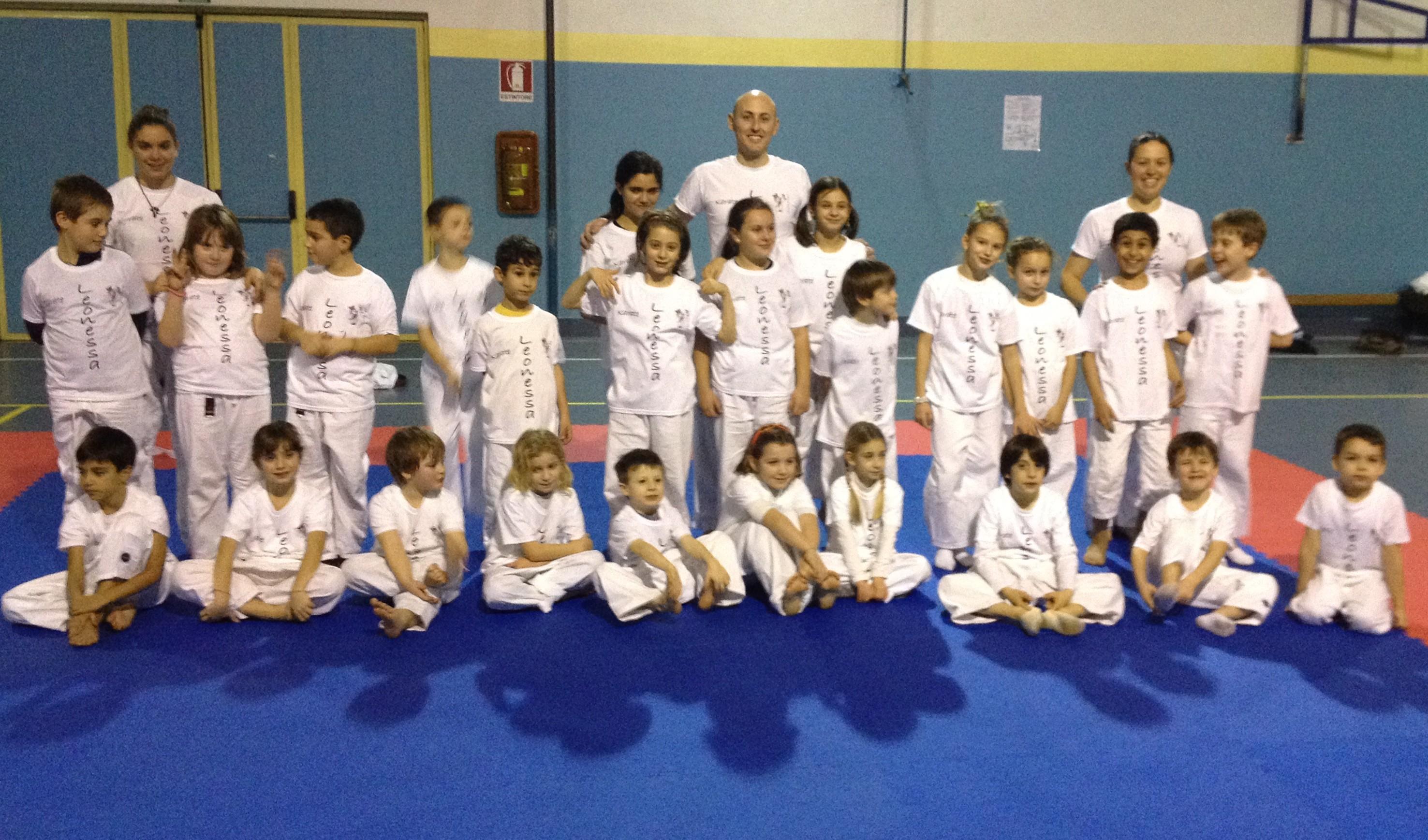 Allenamento festa 13 dicembre 2013 ginnastica leonessa - Palestra bagnolo mella ...